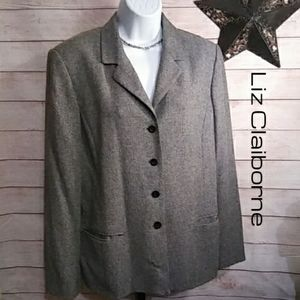 Liz Claiborne Blazer/Overcoat